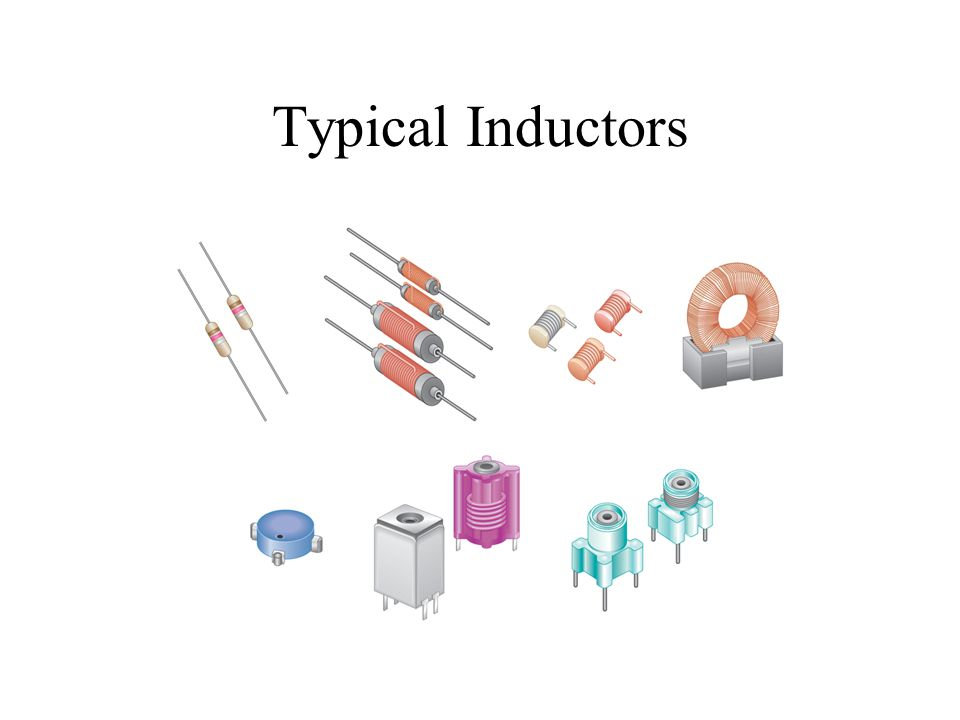 Summary The true power in an inductor is zero; that is, there is no energy loss in an ideal inductor due to heat, only in its winding resistance