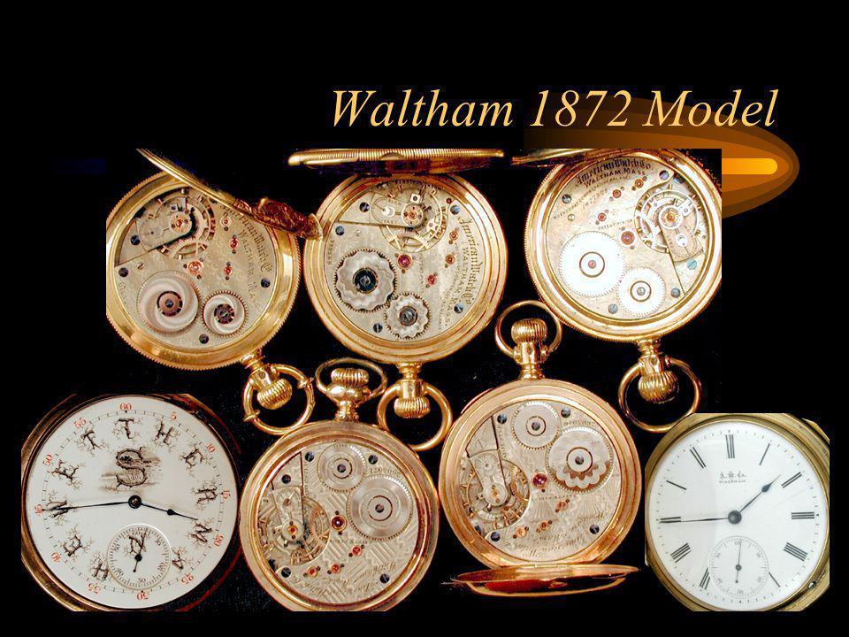 Waltham 1872 Model