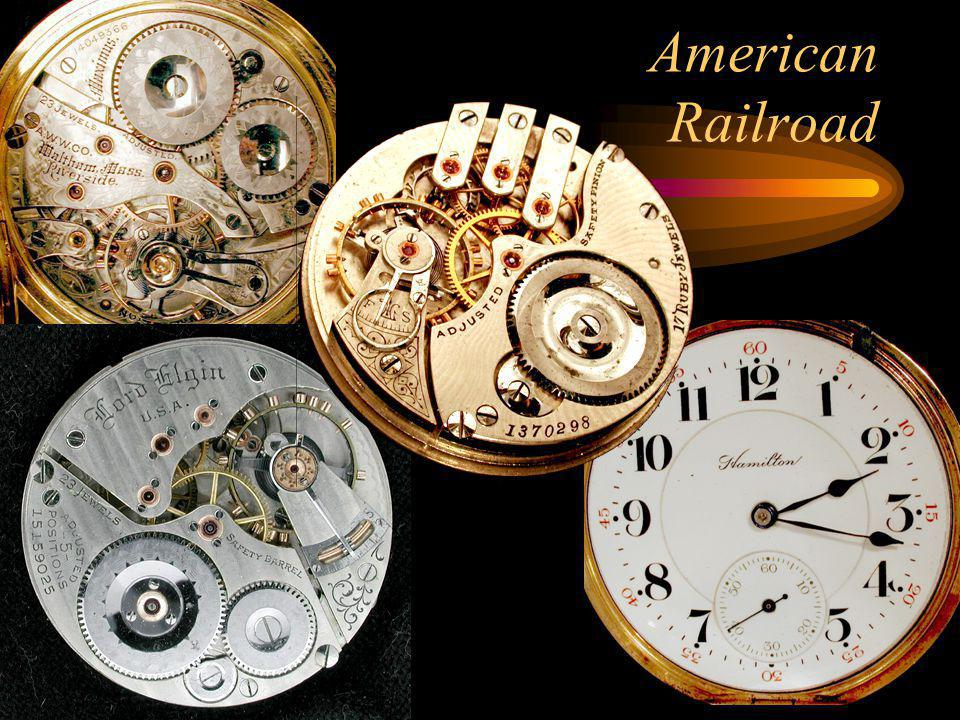 American Railroad