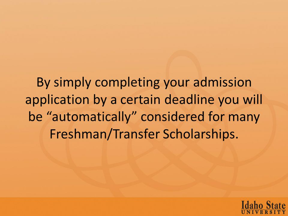 Check the Colleges Scholarship website for additional scholarship opportunities.