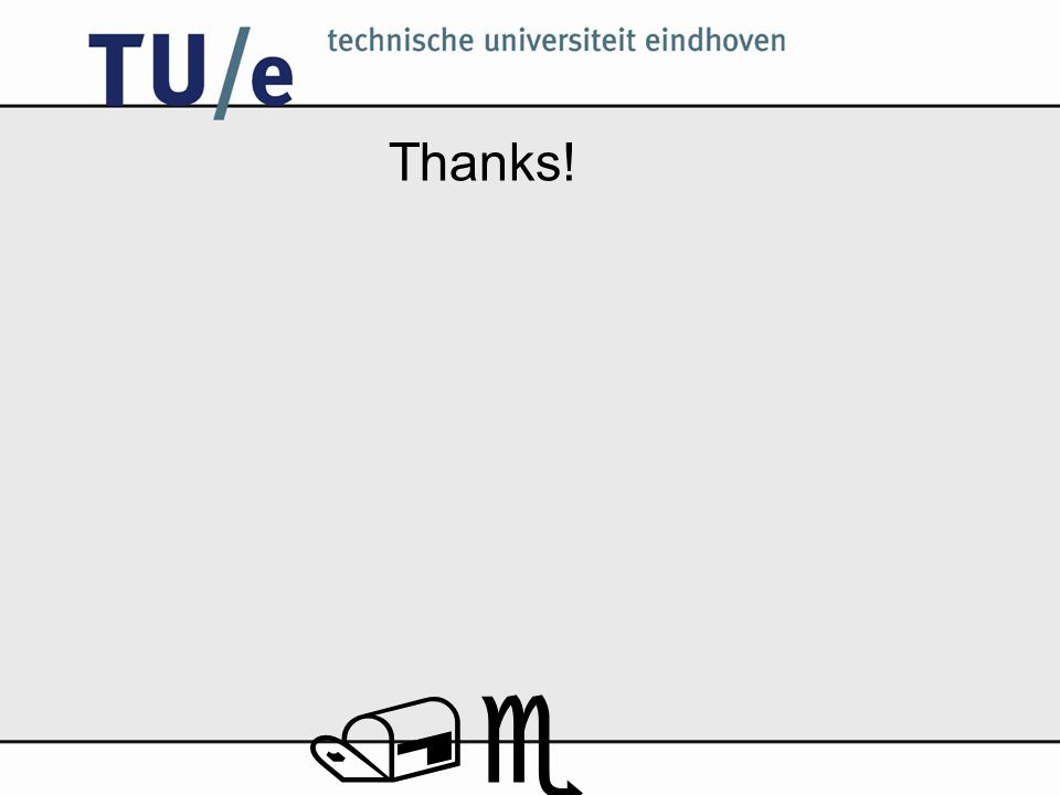 /e Thanks!