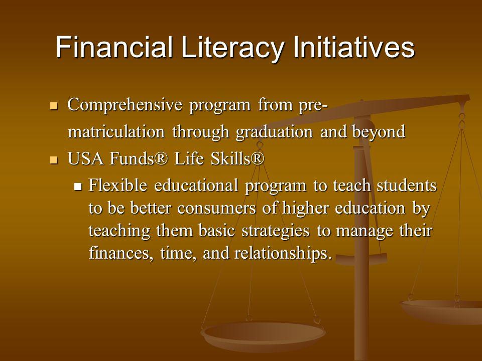 Comprehensive program from pre- Comprehensive program from pre- matriculation through graduation and beyond matriculation through graduation and beyon
