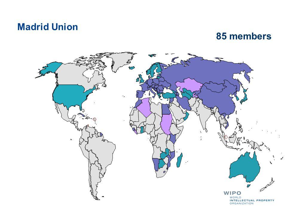 Madrid Union 85 members