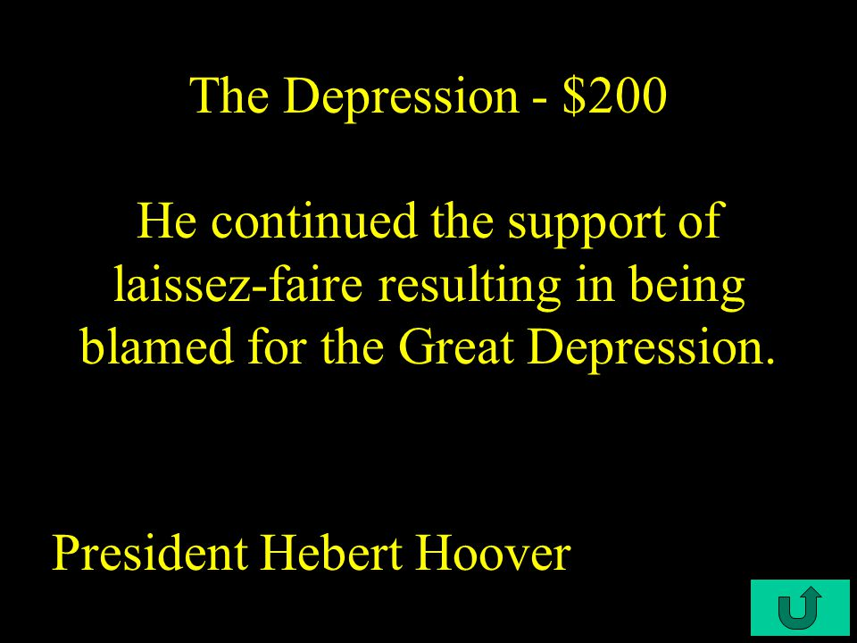 C4-$100 Depression - $100 Over-__________ was a large reason for the onset of the Great Depression speculation