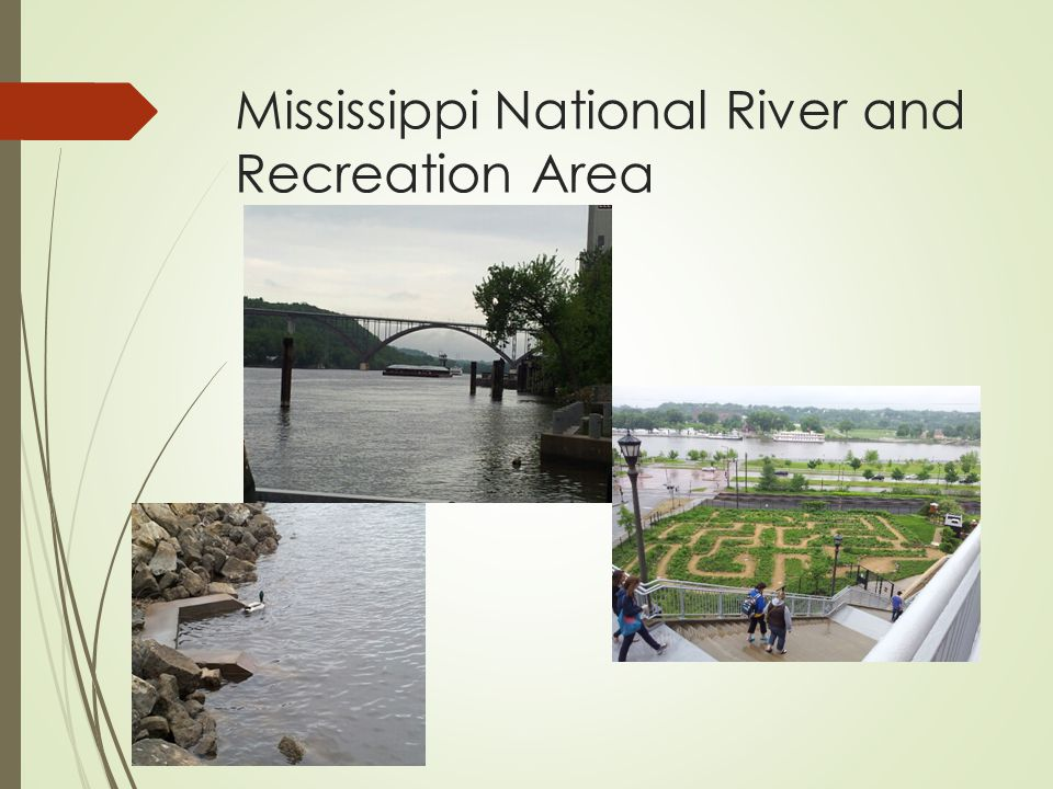 Mississippi National River and Recreation Area