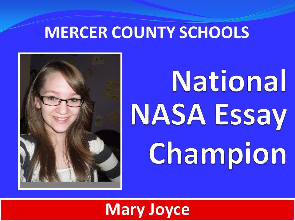 MERCER COUNTY SCHOOLS Mary Joyce