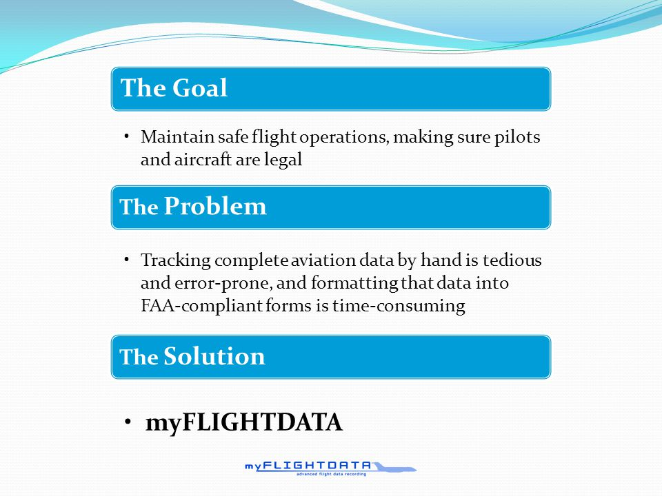 Advanced Flight Data Recording
