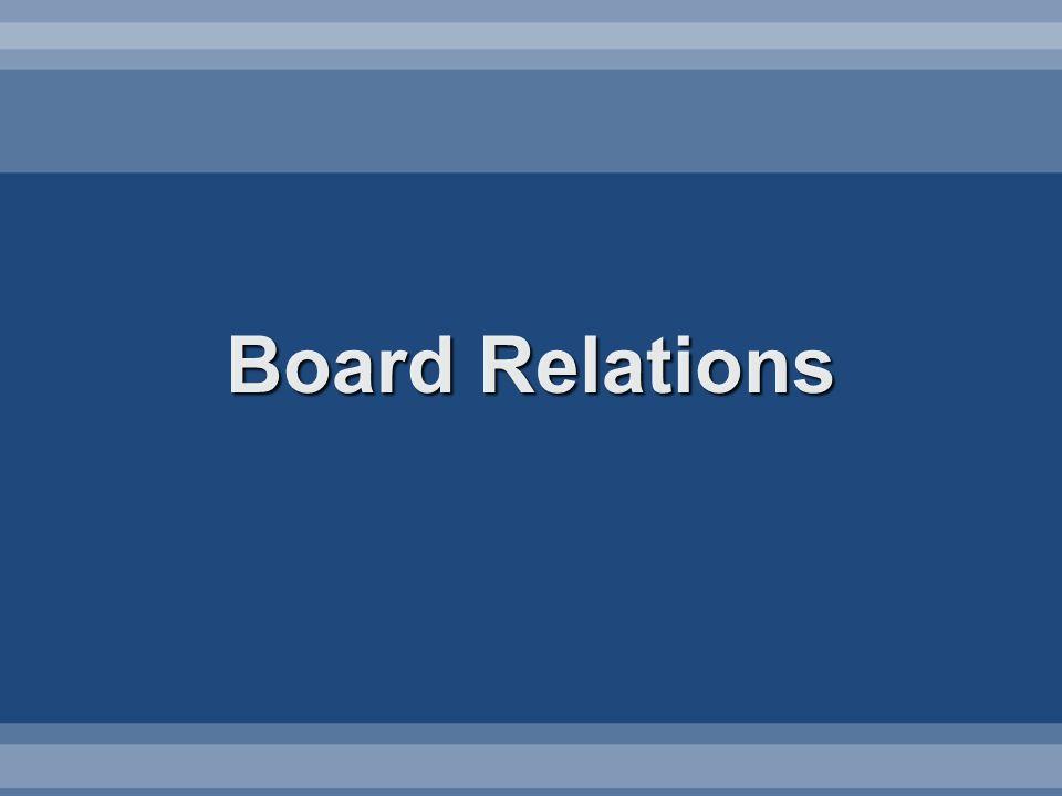 Board Relations