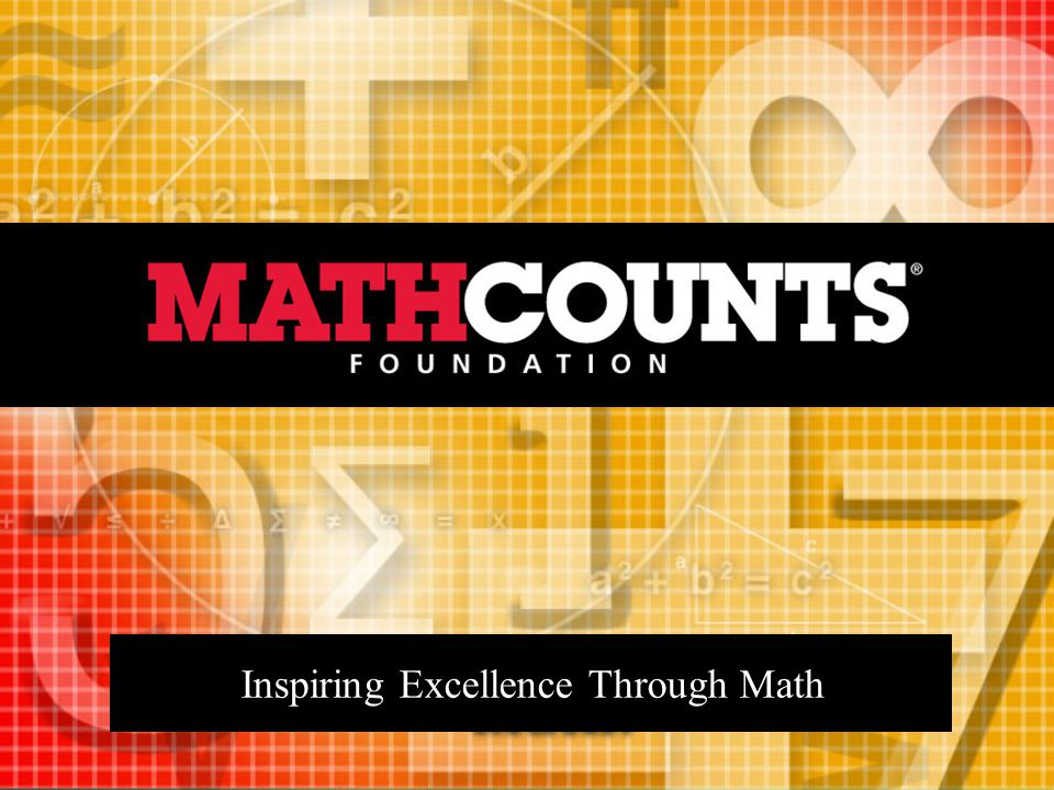 Inspiring Excellence Through Math