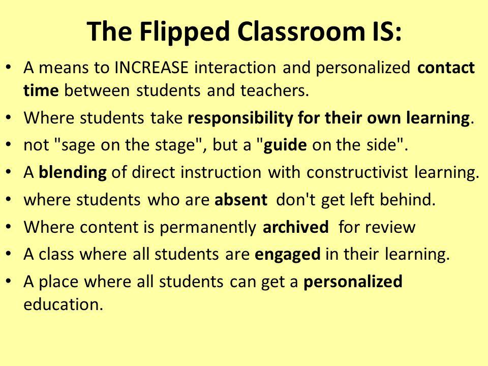 Why Flip.