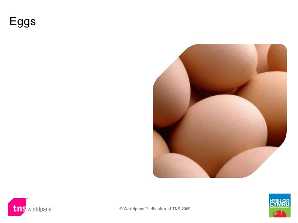 © Worldpanel TM division of TNS 2009 Eggs