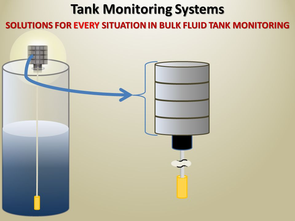 SOLUTIONS FOR EVERY SITUATION IN BULK FLUID TANK MONITORING Tank Monitoring Systems