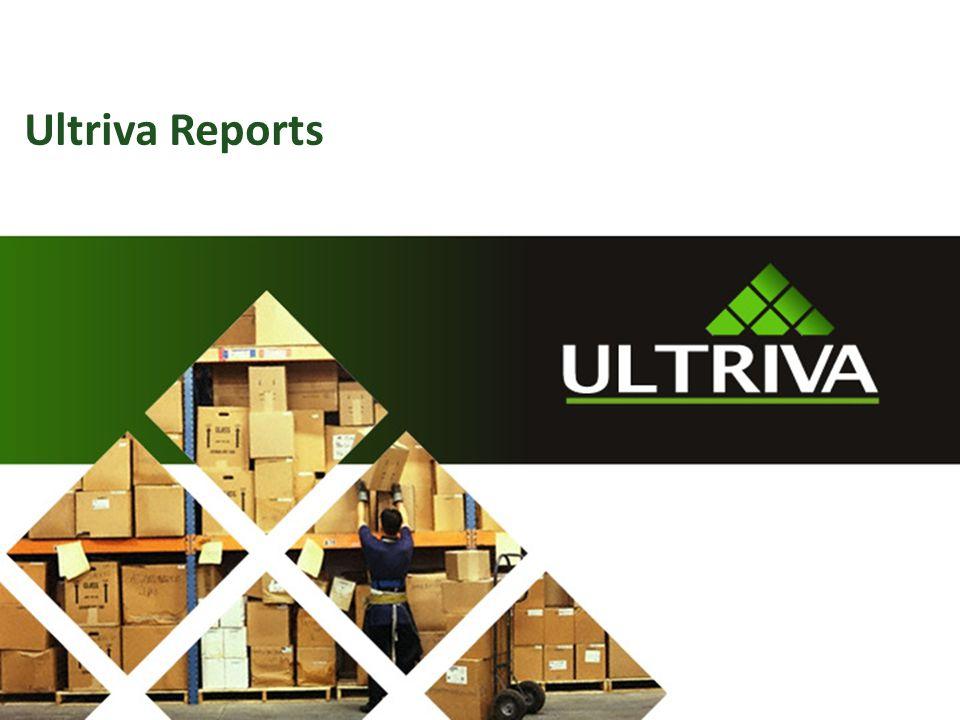 Ultriva Reports