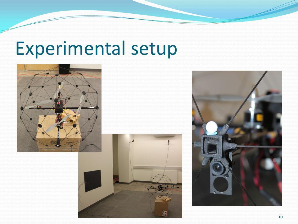 Experimental setup 10