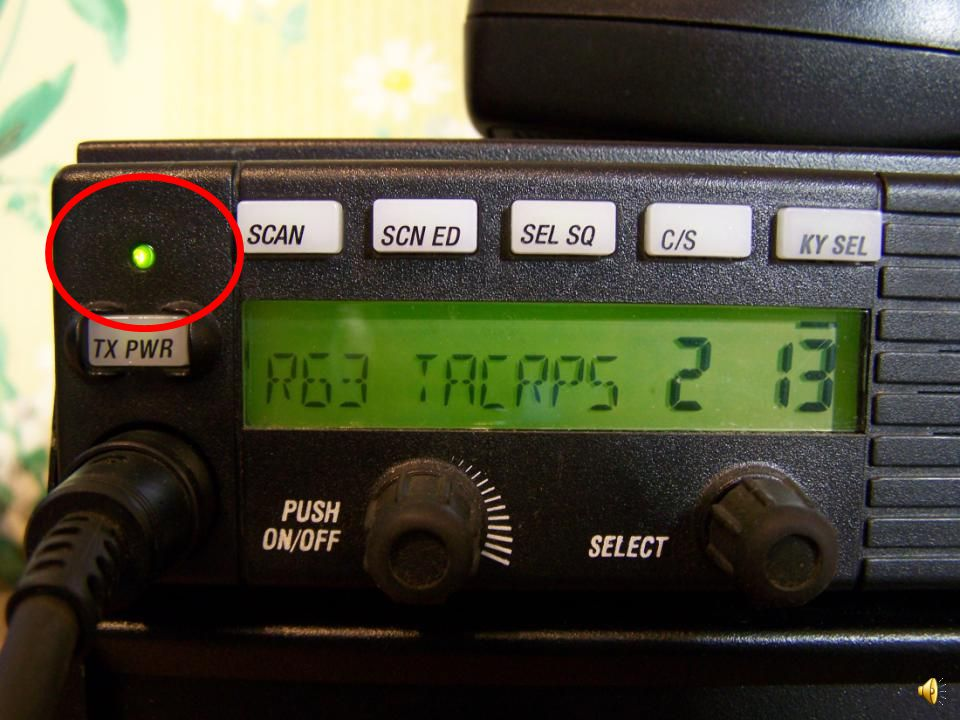 Using Radios While Scanning Why Scan? No Talk-Around & Monitor Guard 1 Need to Change Scanned Channels During Missions Time for Repeaters to Pick Up T