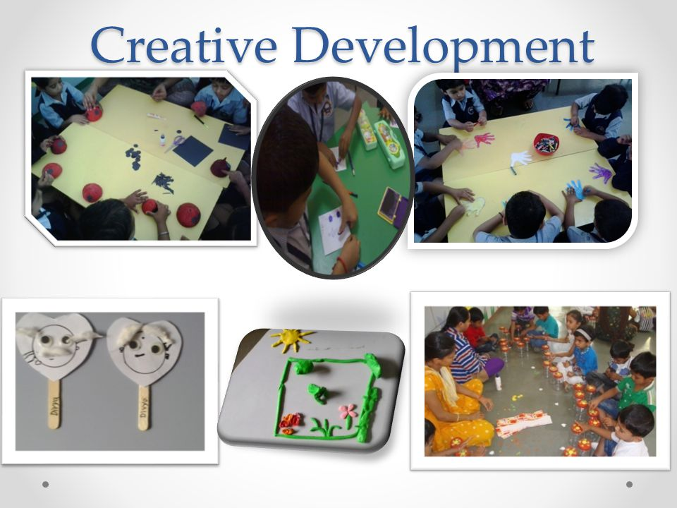 Creative Development