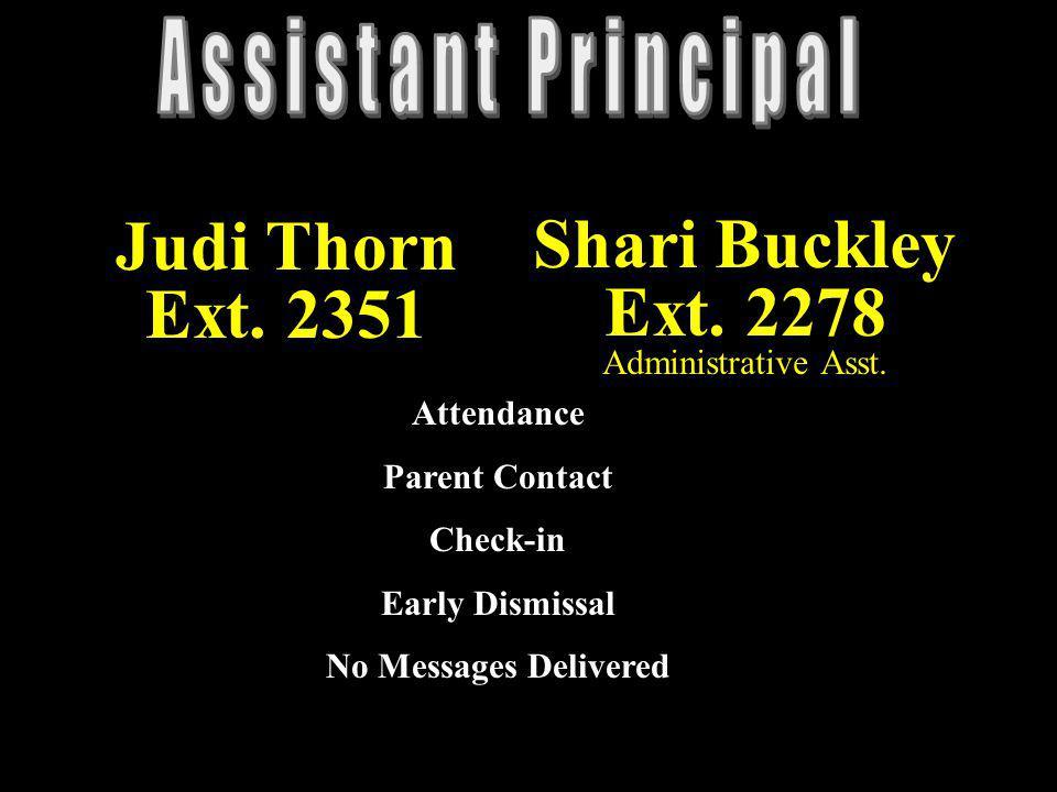 Judi Thorn Ext.