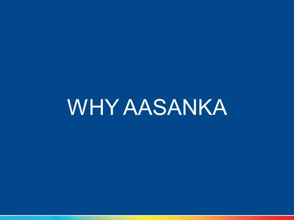 WHY AASANKA