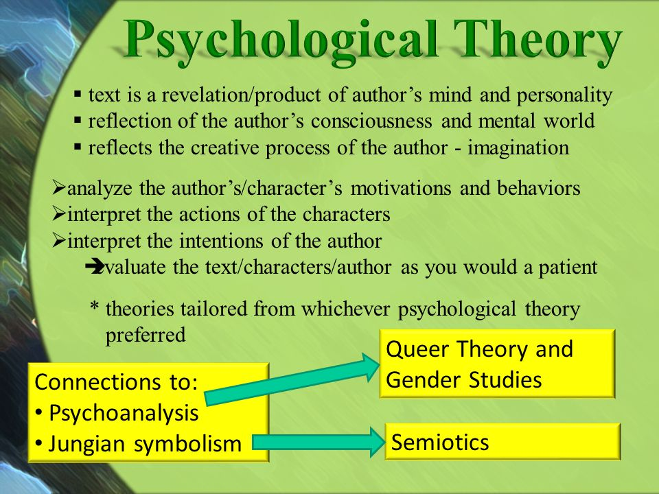social context of the time and place of texts are critical influences of power relations within society values and ethics of society economics, politics, culture are reflected in text Two major branches within this: Marxist criticism Feminist criticism