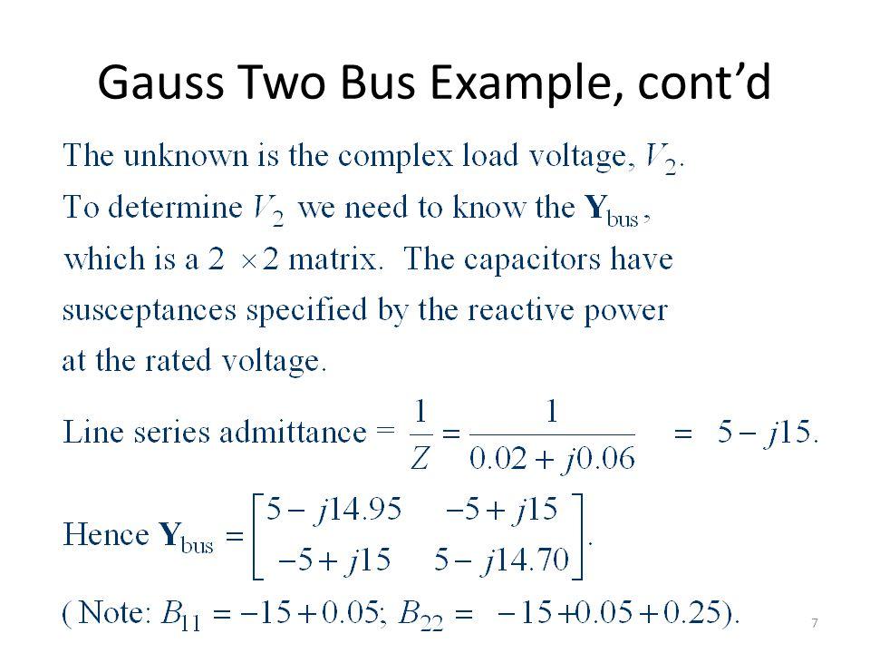 Newton-Raphson Example, contd 28