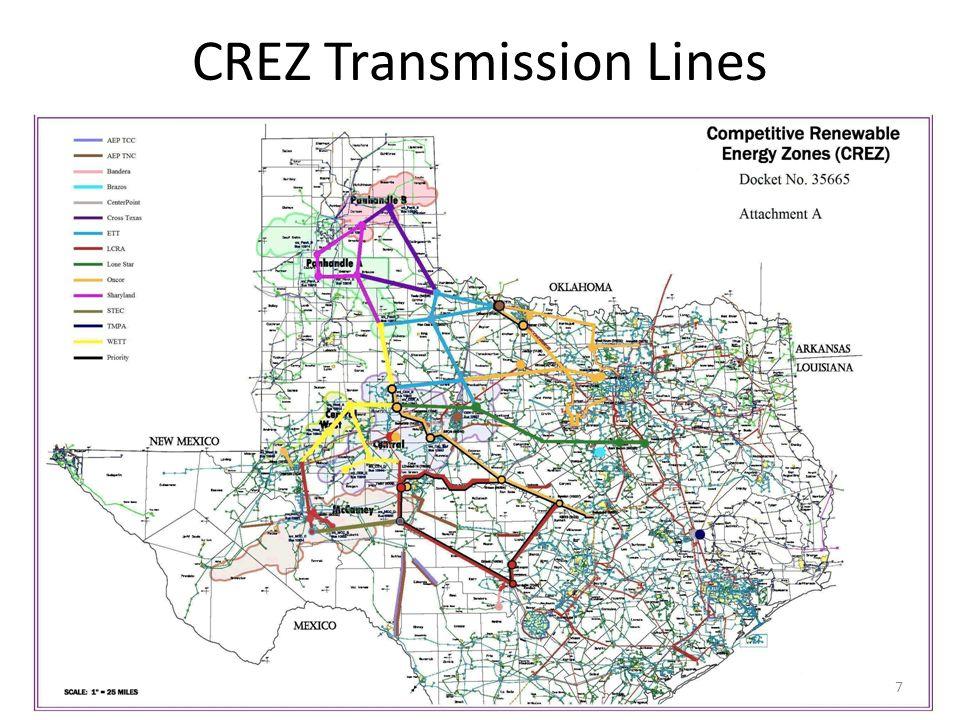 CREZ Transmission Lines 7