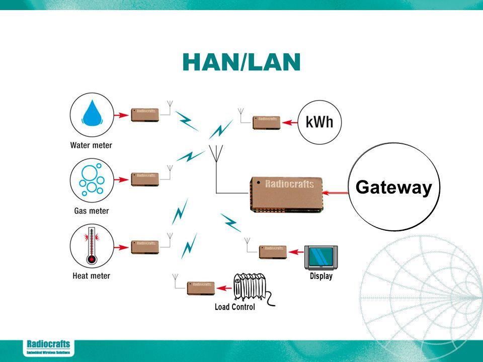 HAN/LAN Gateway