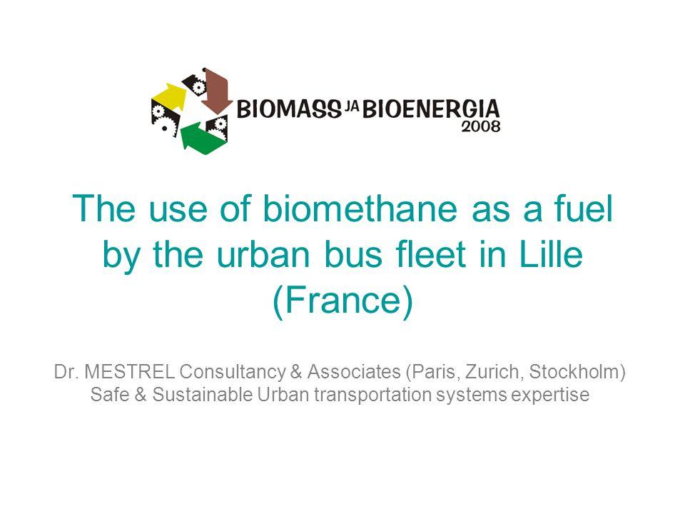 Sludge Biogas Compression unit 500 - 8000 m³/h Sewage Treatment Plant: 350 000 people area between France & Belgium Wattrelos biogas bus depot overview