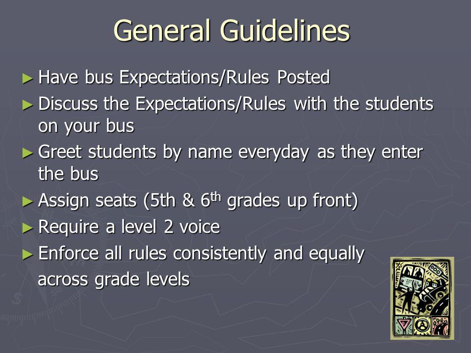 Cool Tools Bus Behavior Video