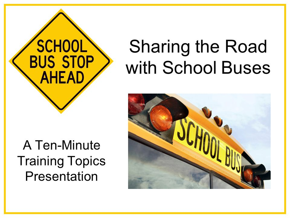 The Law All states require the traffic in both directions to stop on undivided highways when students are getting on or off a school bus.