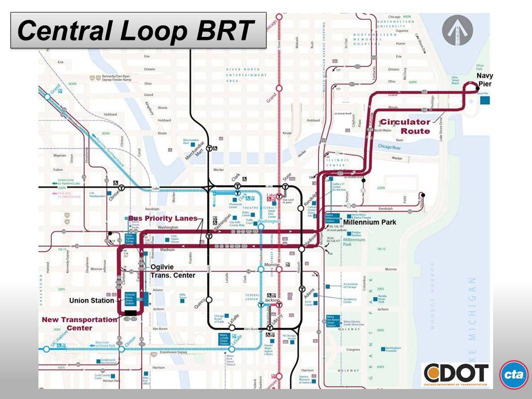 Central Loop BRT