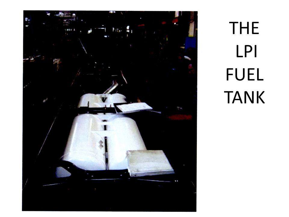 THE LPI FUEL TANK