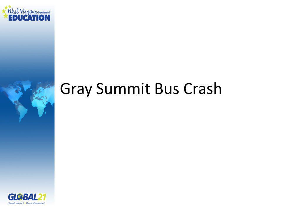 Gray Summit Bus Crash
