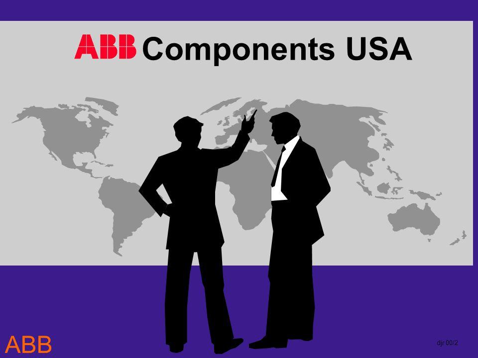 ABB djr 00/2 Components USA