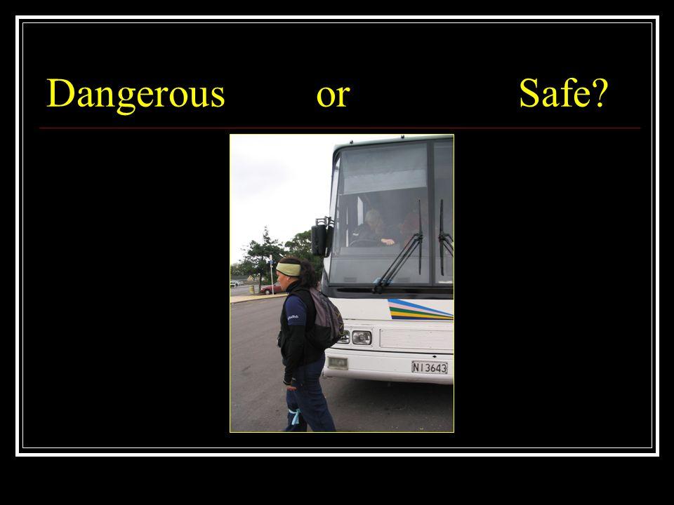 Dangerousor Safe?