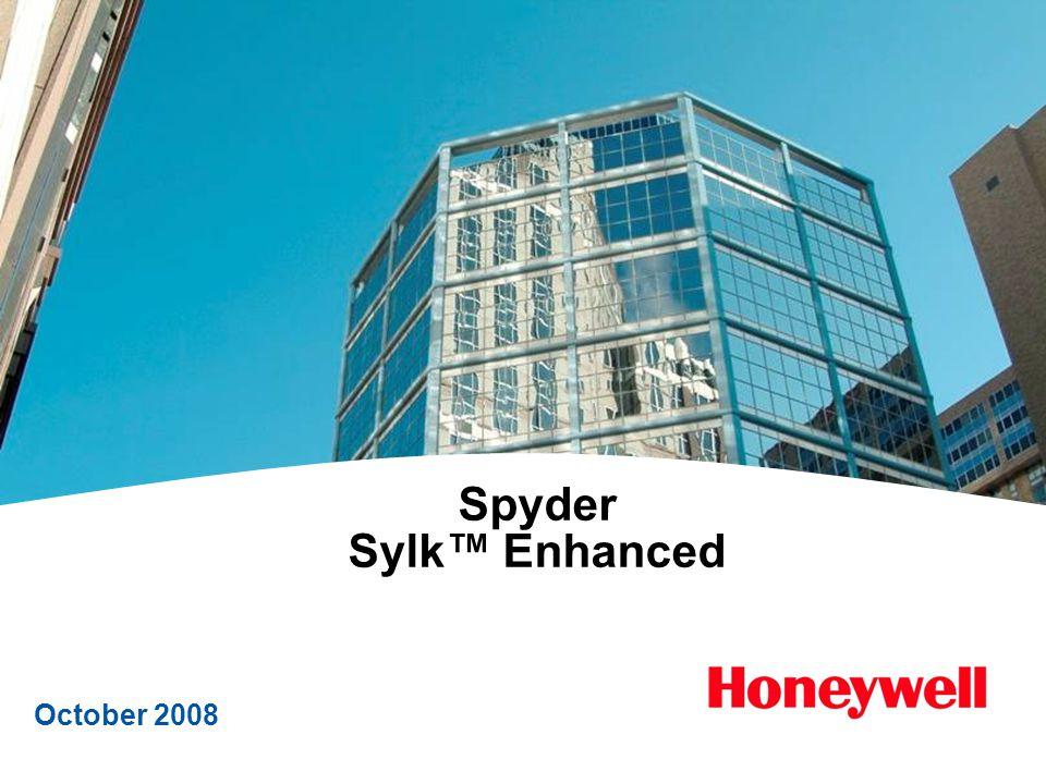 Spyder Sylk Enhanced October 2008