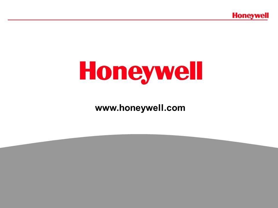 11 www.honeywell.com