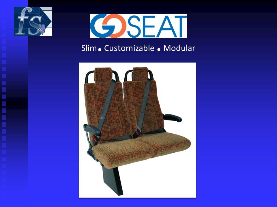 Slim. Customizable. Modular