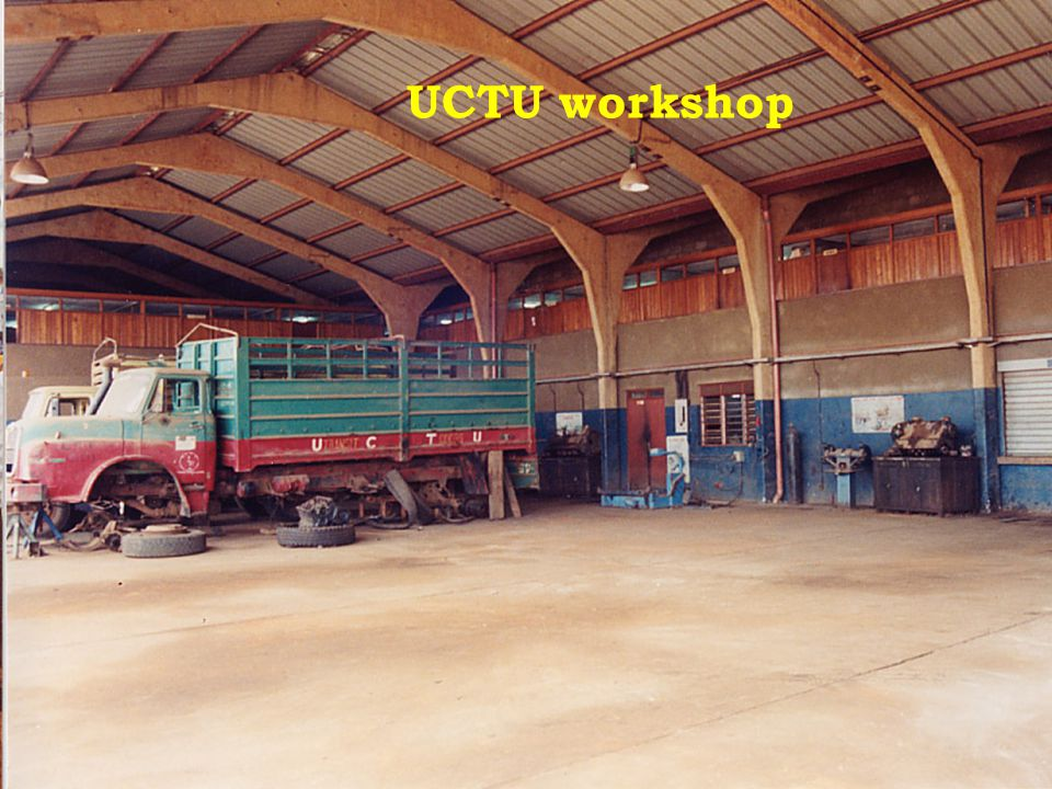 UCTU workshop