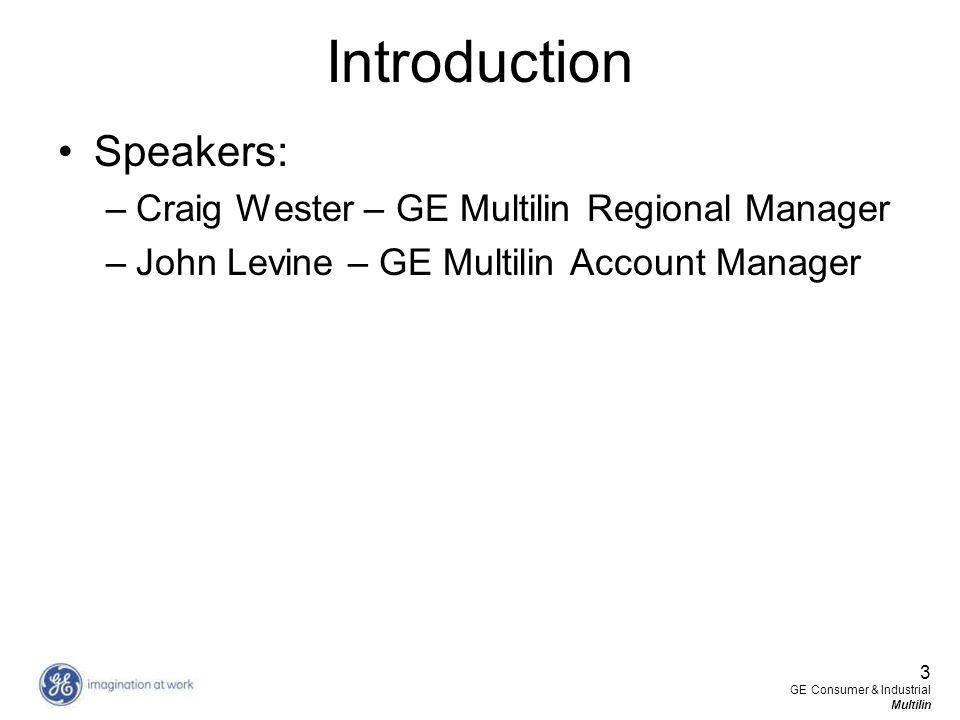 104 GE Consumer & Industrial Multilin Per Unit Basics