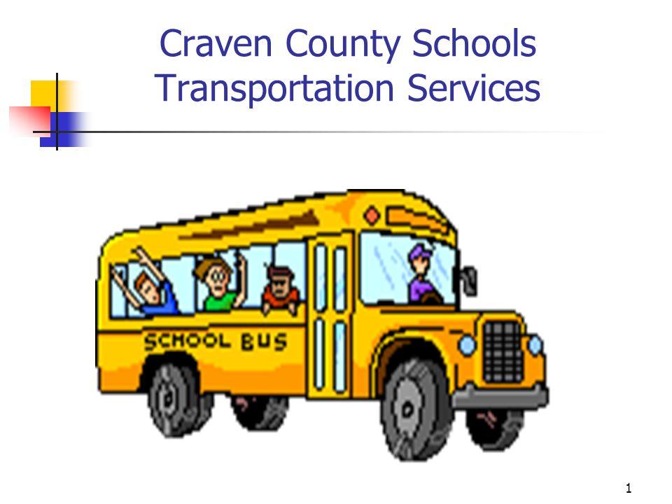 Craven County Schools Transportation Services 1