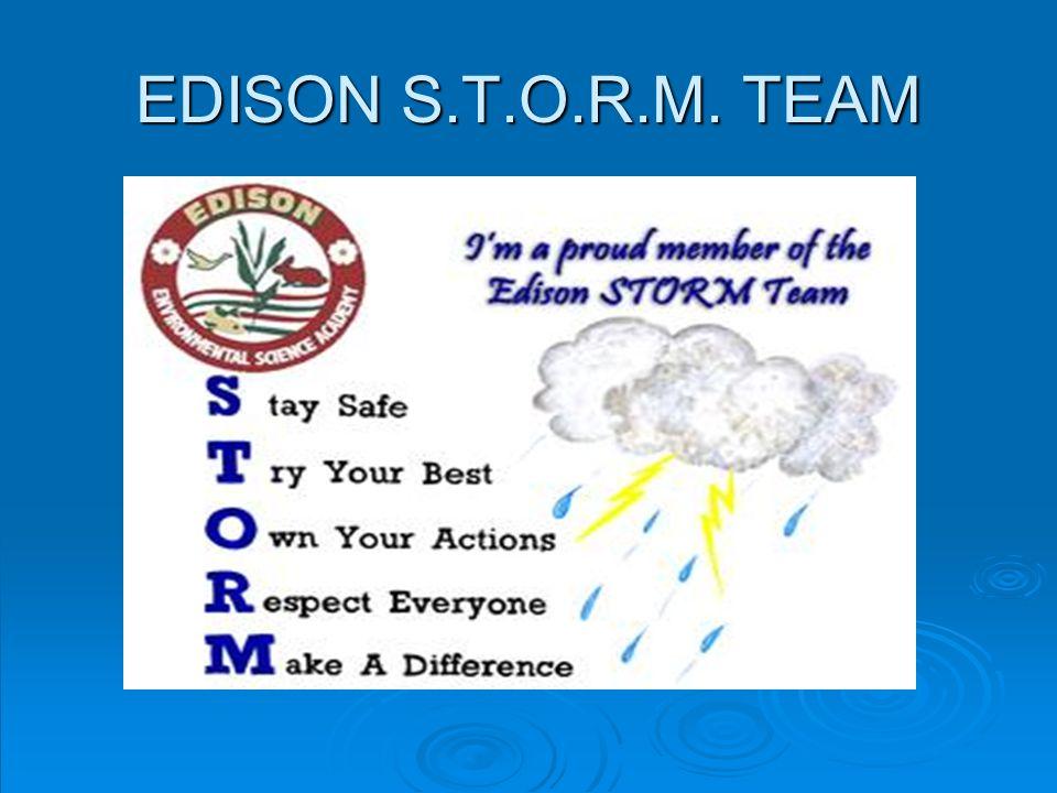 EDISON S.T.O.R.M. TEAM