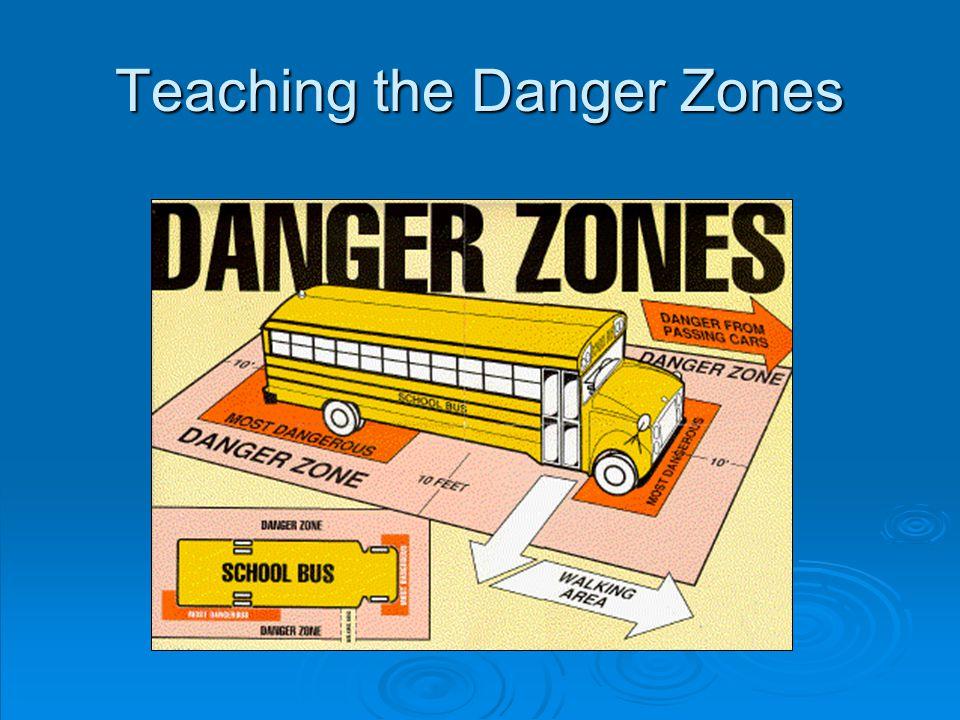 Teaching the Danger Zones