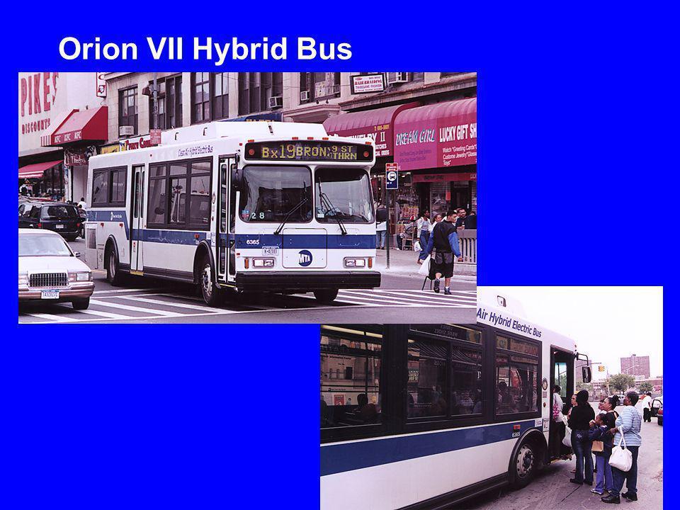 Orion VII Hybrid Bus