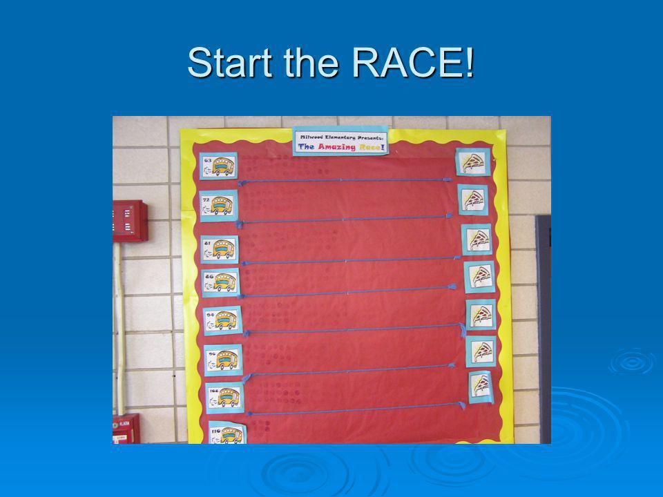 Start the RACE!