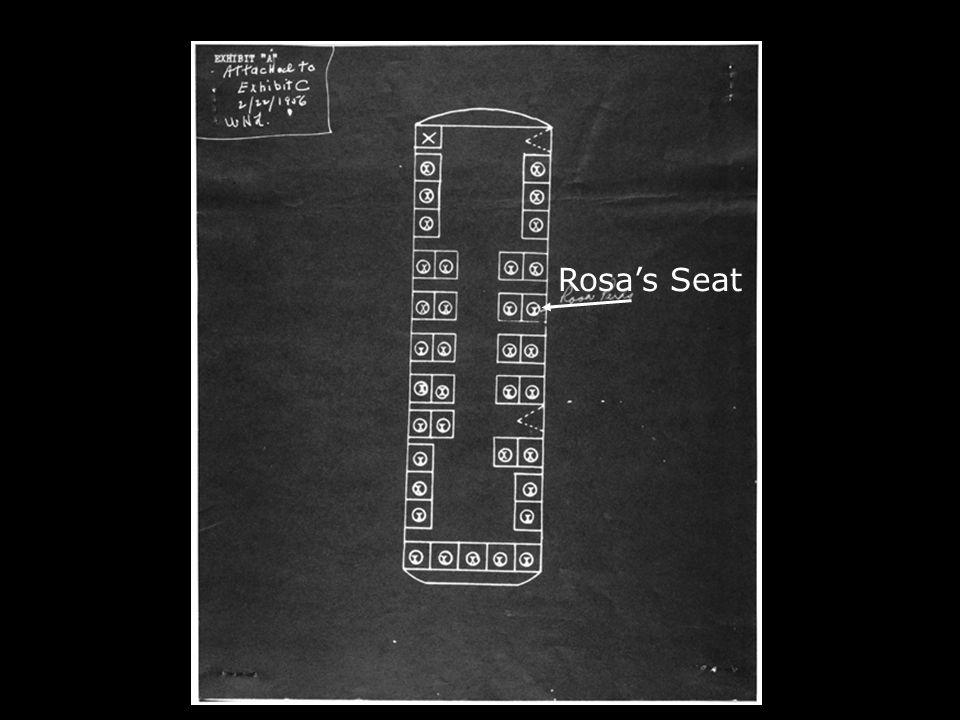Rosas Seat
