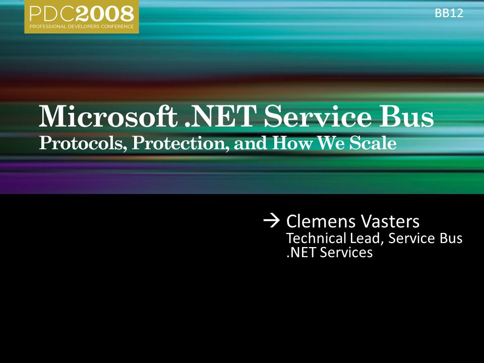 Service Bus Sender Receiver sb://servicebus.windows.net/services/solution/a/b/ outbound connect one-way net.tcp TCP/SSL 828 Backend Naming Routing Fabric Frontend Nodes TCP/SSL 808/828 outbound connect bidi socket Msg NAT Firewall Dynamic IP Subscribe Route NLB Sender Socket Connection Uses NetTcpBinding underneath Full-duplex communication path.NET Framing message delineation.NET Binary encoding SSL channel overlaid on socket Connects to port 808 on SB: Open Connects to port 828 on SB: SSL Port #s will change before V1 Oneway transport tries to reconnect as needed when connection drops Sender Socket Connection Uses NetTcpBinding underneath Full-duplex communication path.NET Framing message delineation.NET Binary encoding SSL channel overlaid on socket Connects to port 808 on SB: Open Connects to port 828 on SB: SSL Port #s will change before V1 Oneway transport tries to reconnect as needed when connection drops