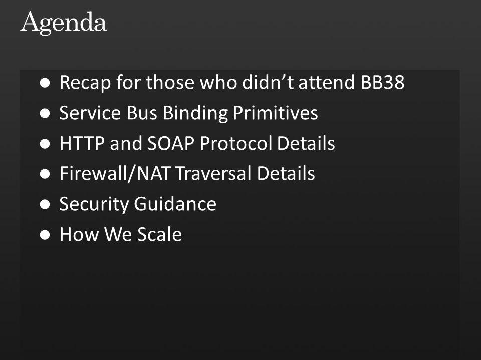 Clemens Vasters Service Bus Technical Lead.NET Services