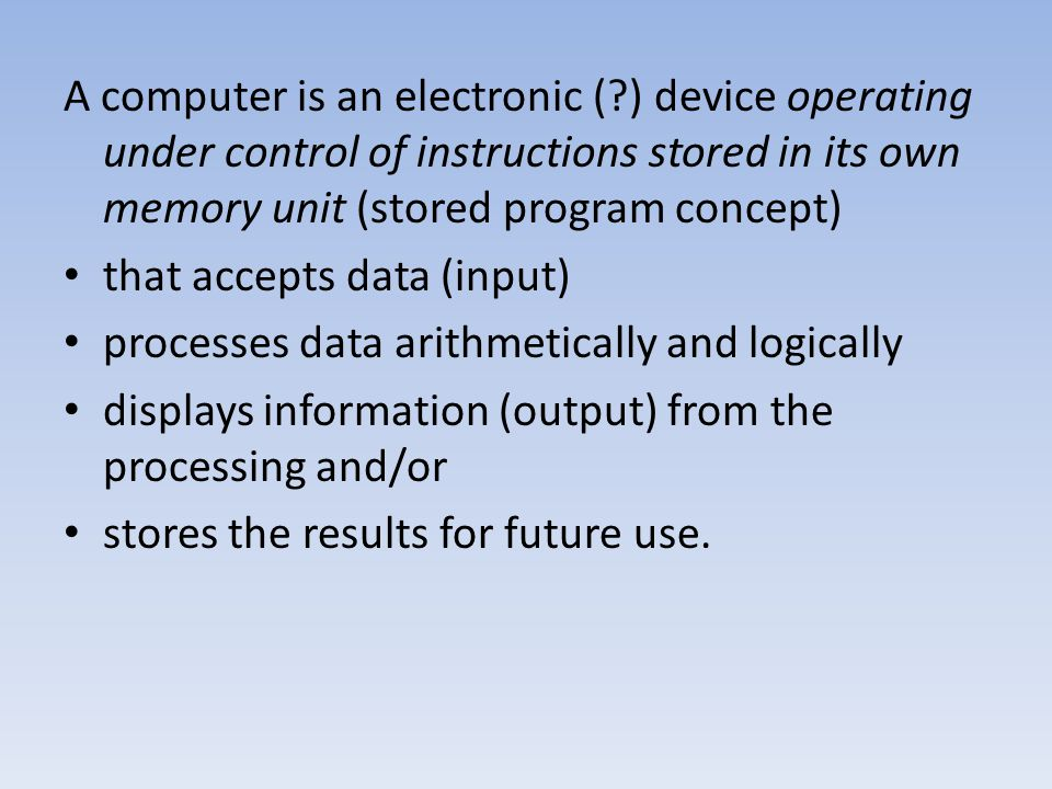 Input/Output 1.Its complicated Problem of data format conversion How do you synchronize a fast CPU with a slow I/O device.