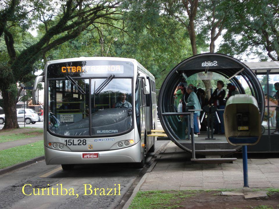 Norman W. Garrick Curitiba, Brazil