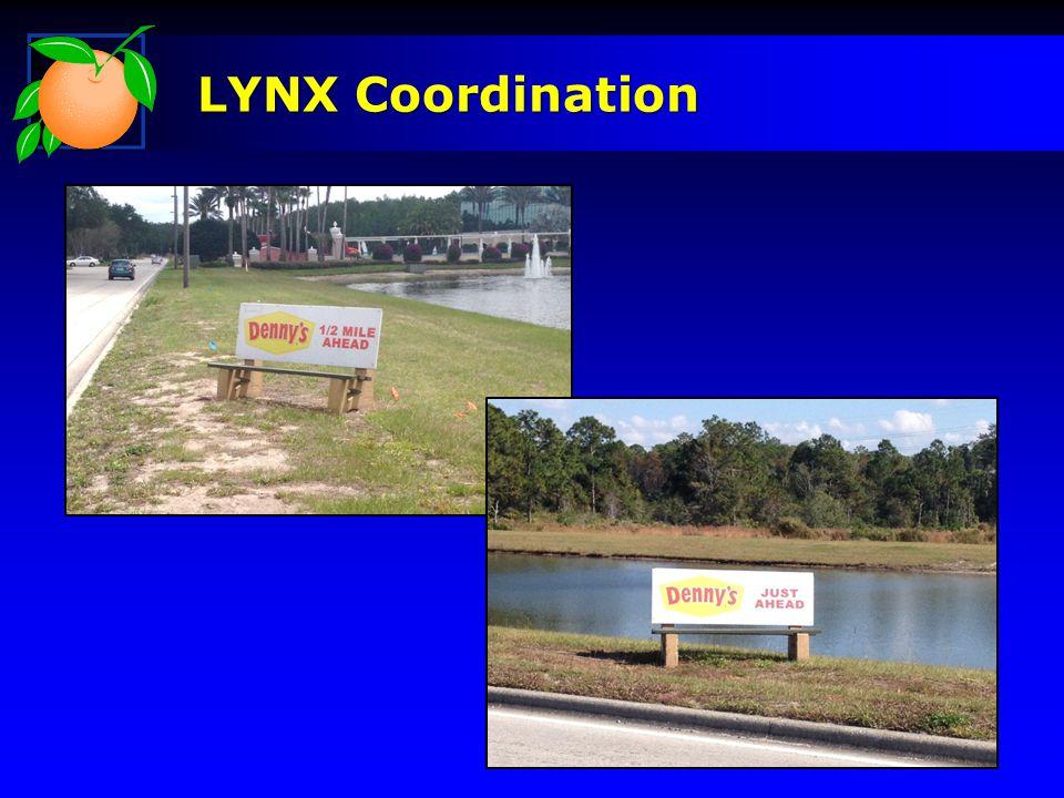 LYNX Coordination